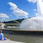 Point State Park Fountain Pittsburgh